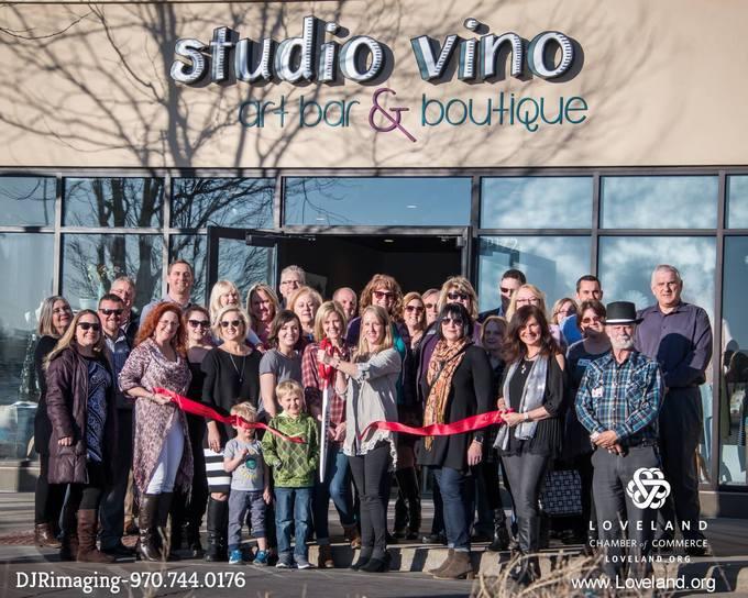 Studio Vino Art Bar & Boutique