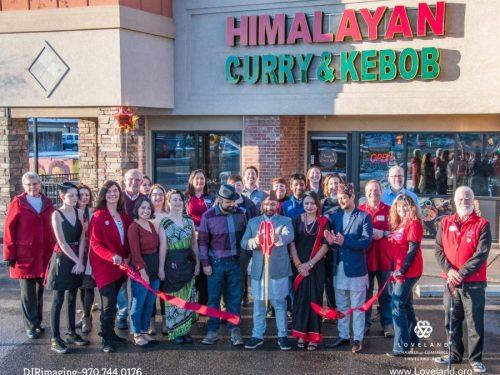 Himilayan Curry & Kebob